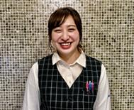 事務スタッフ 高田 麻稚